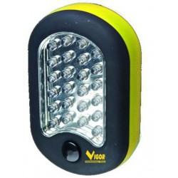 Torcia Vigor a led OVAL