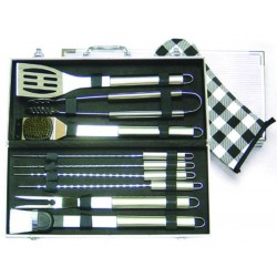 Set per barbecue Blinky INOX SET