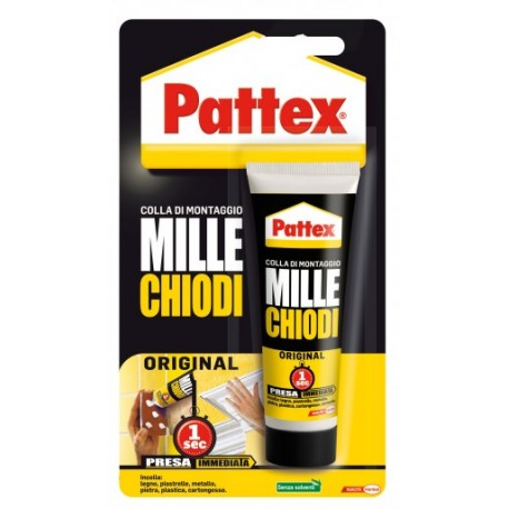 Pattex Millechiodi Original Gr.100