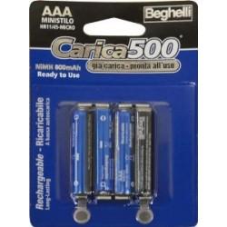 Batterie Ministilo Ricaricabili Beghelli 500 Pz.4