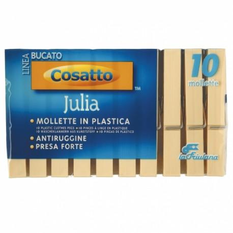 Mollette in plastica Julia Pz.10