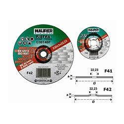 Disco Maurer 115x1.6 taglio pietra C46SBF