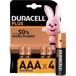 Batteria Duracell Ministilo AAA Pz.4