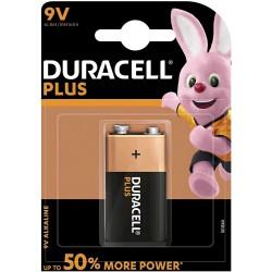 Batteria Duracell Transistor 9V
