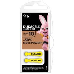 Batteria Duracell 10 Pz.6