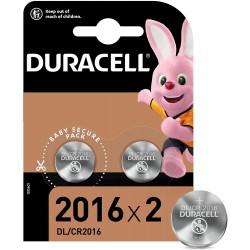 Batteria Duracell 2016