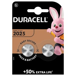 Batteria Duracell 2025