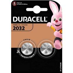 Batteria Duracell 2032