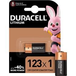Batteria Duracell 123